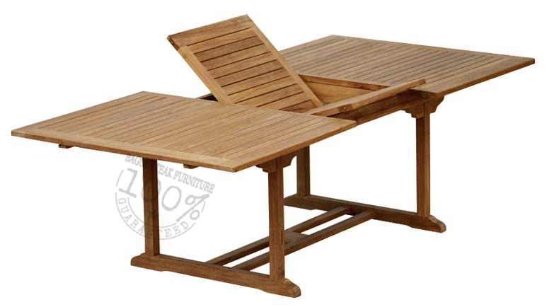 The Great, The Bad and teak outdoor furniture boston
