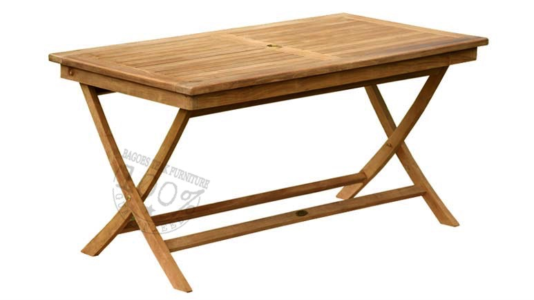 The Death of teak garden table amazon