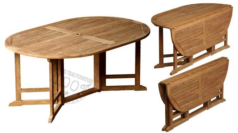The Ugly Side of teak garden table amazon