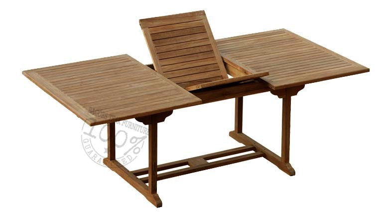 If You Read Nothing Else Today, Examine This Report on garden teak furniture