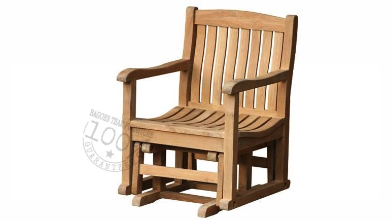 The Good, The Bad and teak outdoor furniture