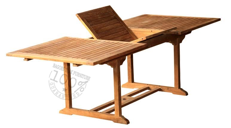 About acacia or teak garden furniture